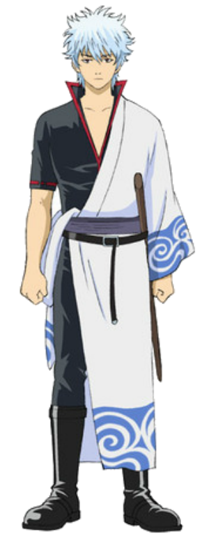 Gintoki Sakata