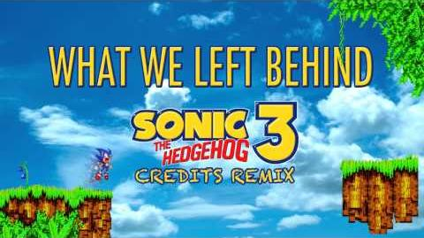 Aviators - What We Left Behind (Sonic 3 Credits Remix)