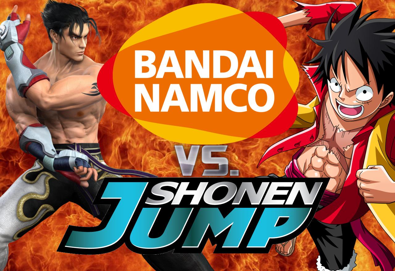 Bandai Namco Vs. Shonen Jump