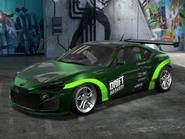 NFS ProStreet 2 - Subaru BRZ Premium (Drift Infantry)