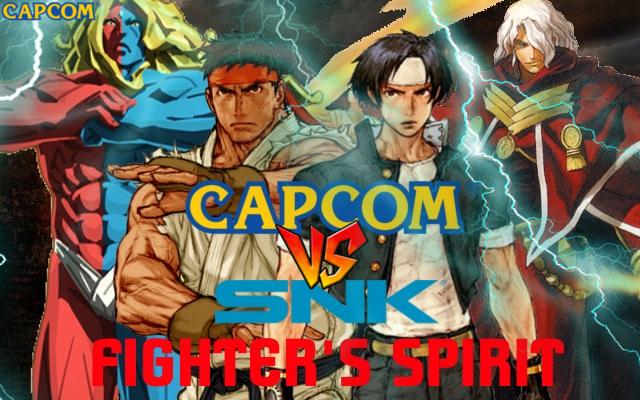 Capcom vs SNK 3: Fighters' Spirit