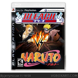 Bleach Vs. Naruto: Battle for Supremacy