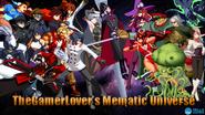 TheGamerLover's Mematic Universe Cover