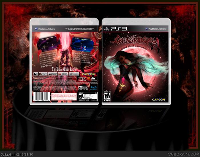 Darkstalkers 4: Blood Moon Tournament