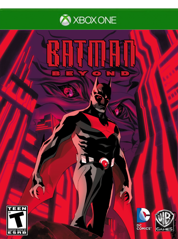 Batman: Arkham Beyond