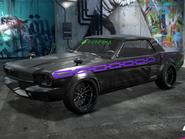 NFS ProStreet 2 - Ford Mustang (Kijooki)