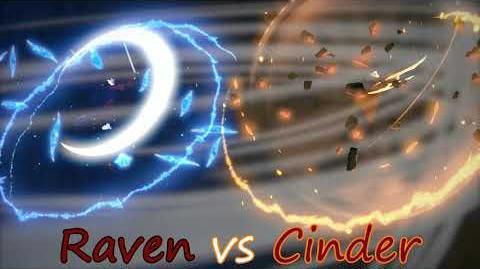 (UNOFFICIAL) RWBY Volume 5, Chapter 13 Score - Raven vs Cinder