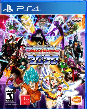 Anime Complex Cross Arena 2020 Game Ideas Wiki Fandom Kedakaki seijo wa hakudaku ni somaru universe. anime complex cross arena 2020 game