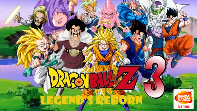 Dragon Ball Z 3: Legend's Reborn