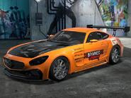 NFS ProStreet 2 - Mercedes-AMG GT (Banned Community)