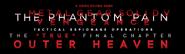 Metal Gear Solid V Phantom Pain -Vengeance- OUTER HEAVEN (New Version)