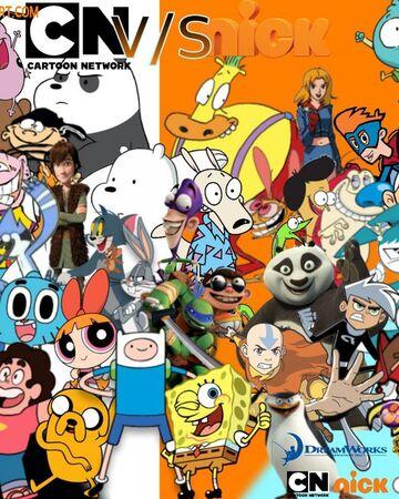 Cartoon Network Vs Nickelodeon Game Ideas Wiki Fandom
