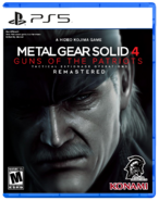 MSG4 Remastered (PS5) (New Version)