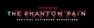 Metal Gear Solid V Phantom Pain -Vengeance-