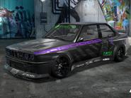 NFS ProStreet 2 - BMW M3 Evolution II (Kijooki)