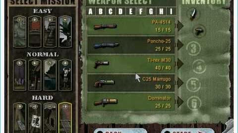 Commando 2 all guns