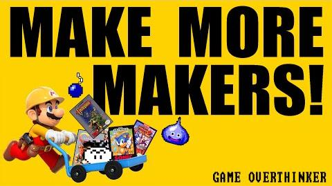 """10 Games That Should Have """"Maker"""" Games - The Game OverThinker"""