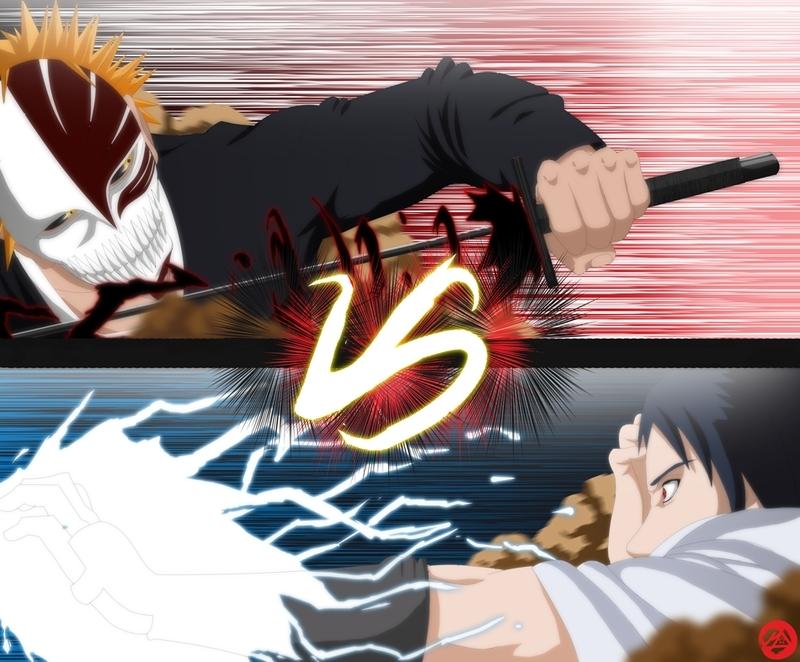 Bleach Vs. Naruto 2: The Fight Dreamer
