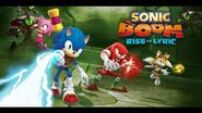 Sonic Synergy Boom - Commonly Used Unused Voice Clips