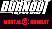 Burnout Revenge- Mortal Kombat Edition (Updated Licensing)