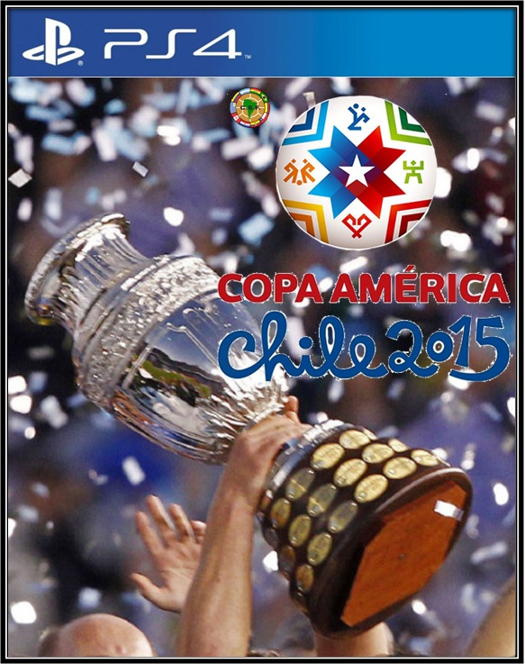 2015 Copa America (video game)