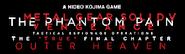 Metal Gear Solid V Phantom Pain -Vengeance- OUTER HEAVEN