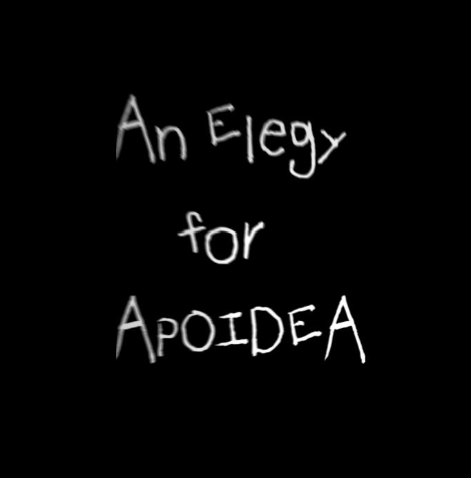 An Elegy for Apoidea