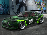 NFS ProStreet 2 - Mazda RX-7 Spirit (Drift Infantry)