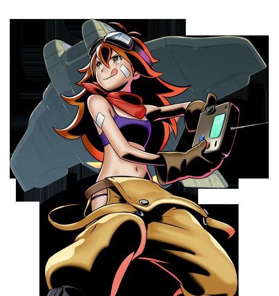 Caroline (Metal Slug)
