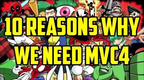 10 Reasons Why We Need Marvel vs Capcom 4 (MvC4)