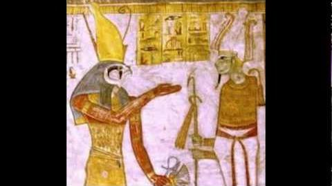 Ancient Egyptian Music - War Song of Horus and Sekhmet
