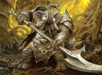 Loxodon Gamelore Wiki Fandom Regenerate each creature you control. loxodon gamelore wiki fandom