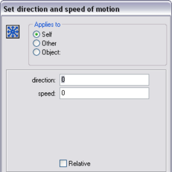 Move Actions