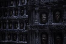 Hall of faces unbroken s5