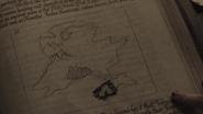 701 Samwell book Dragonstone map
