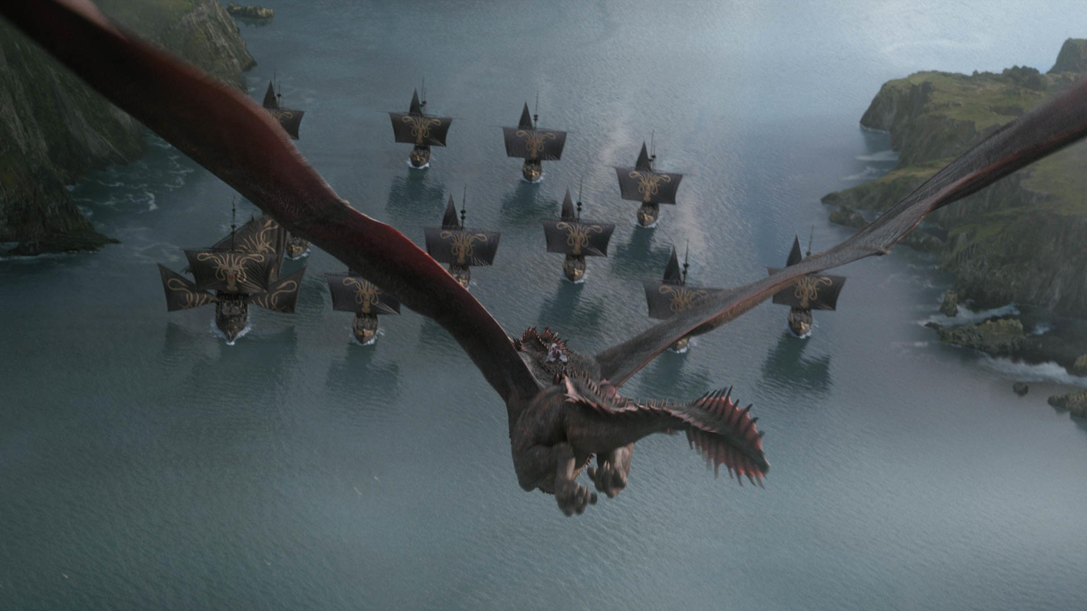 Battle at Dragonstone