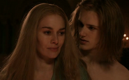 Cersei and Lancel