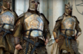 Armadura da Guarda Real (aliança com a Fé Militante)