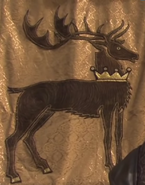 Baratheon standing stag