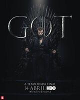 Poster S8 Euron Greyjoy