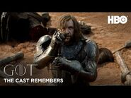 The Cast Remembers - Rory McCann on Playing The Hound