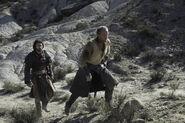 604 DasBuchdesFremden Jorah Mormont Daario Naharis
