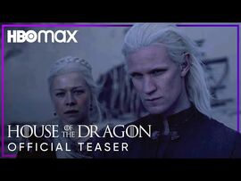 House Of The Dragon - Official Teaser - HBO Max