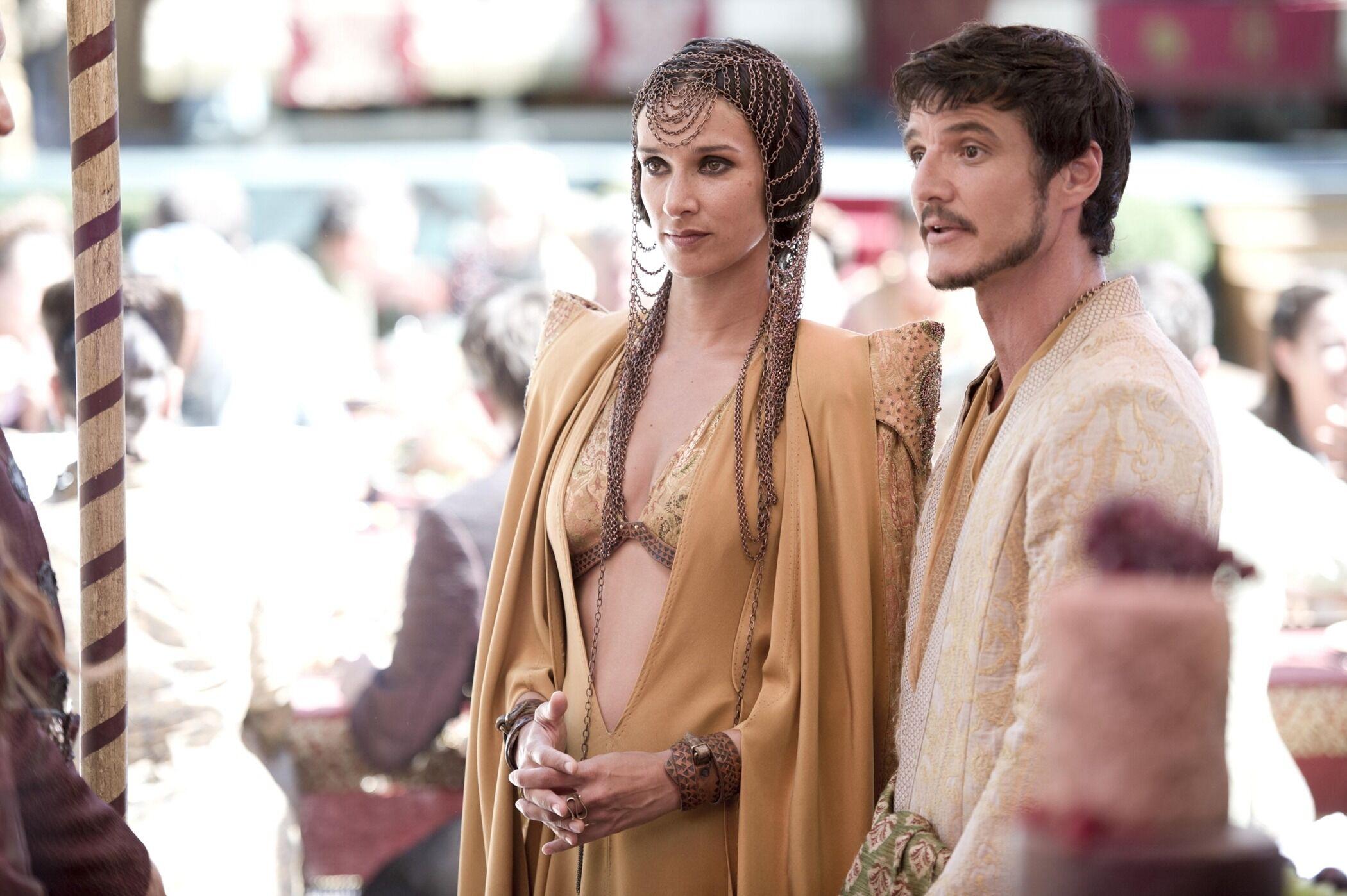 Girlfriend oberyn martell Cersei Lannister