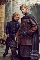 EW Season 8 Tyrion & Jaime