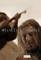 GOT S8 Poster Eddard