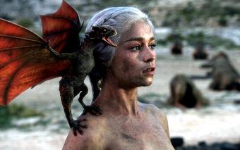 Daenerys Targaryen Game Of Thrones Wiki Fandom