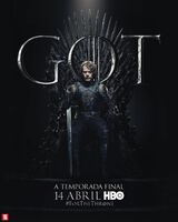 Poster S8 Theon Greyjoy