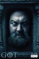 Poster S6 Robert Baratheon