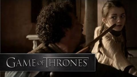 Game Of Thrones Character Feature - Arya Stark (HBO)